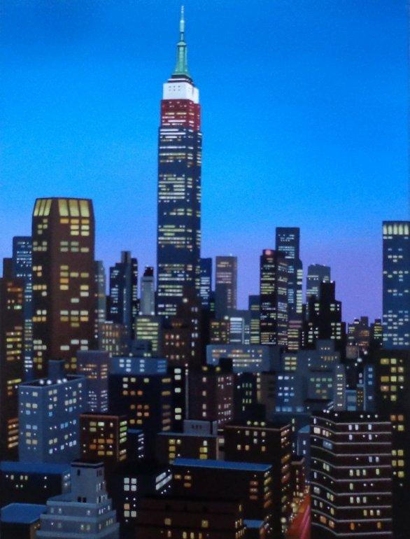 Image 1 of Empire State View - Original